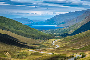 Five Great UK Driving Routes